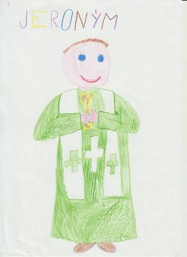 Portrét Jeronýma