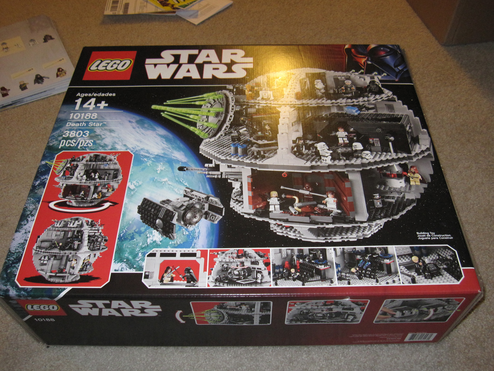 death star lego box - photo #23