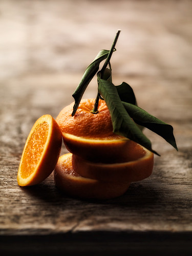 Orange Fruit by Alessandro Guerani