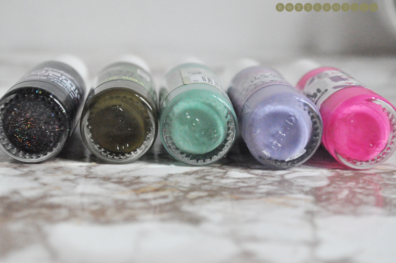 nail polish tag 2
