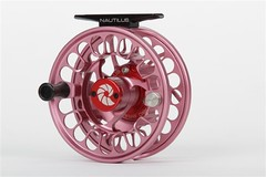 Custom Nautilus Fly Reel