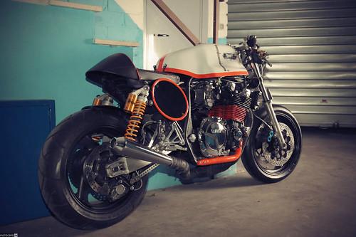 "Yamaha XJR 1200 ""Mastino"" by abbyevg"