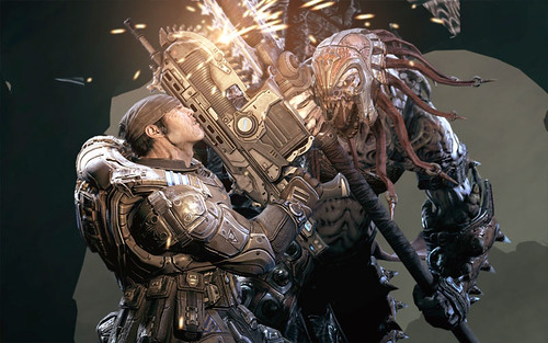 New DLC for Gears of War 3 Announced