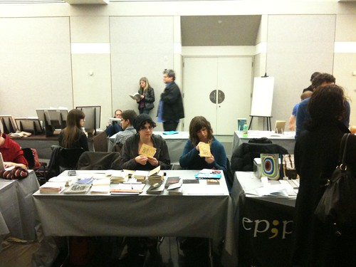 Chapbook Festival 2012 @ CUNY Grad Ctr