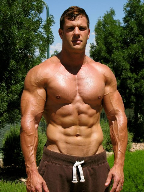 Muscles & Veins & Face & Short | Flickr - Photo Sharing!