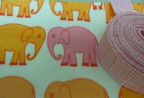 Playing with elephants and Heath binding.