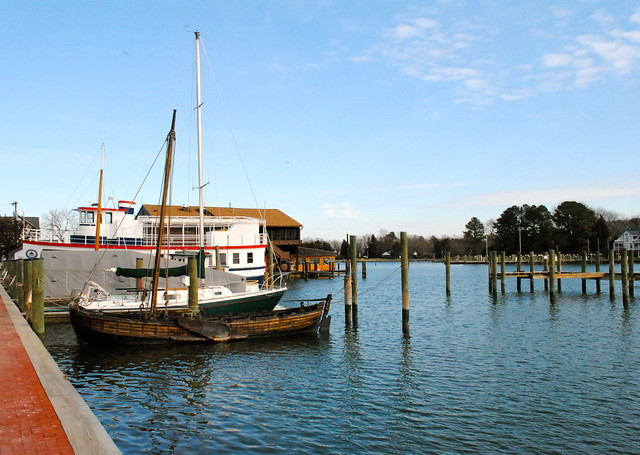 Chesapeake Bay Maritime Museum St Michaels Maryland