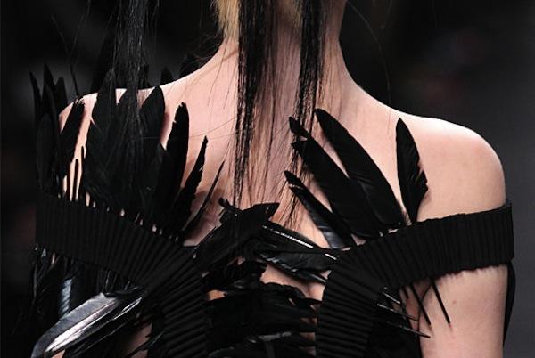 ann_demuelemeester_raven feathers