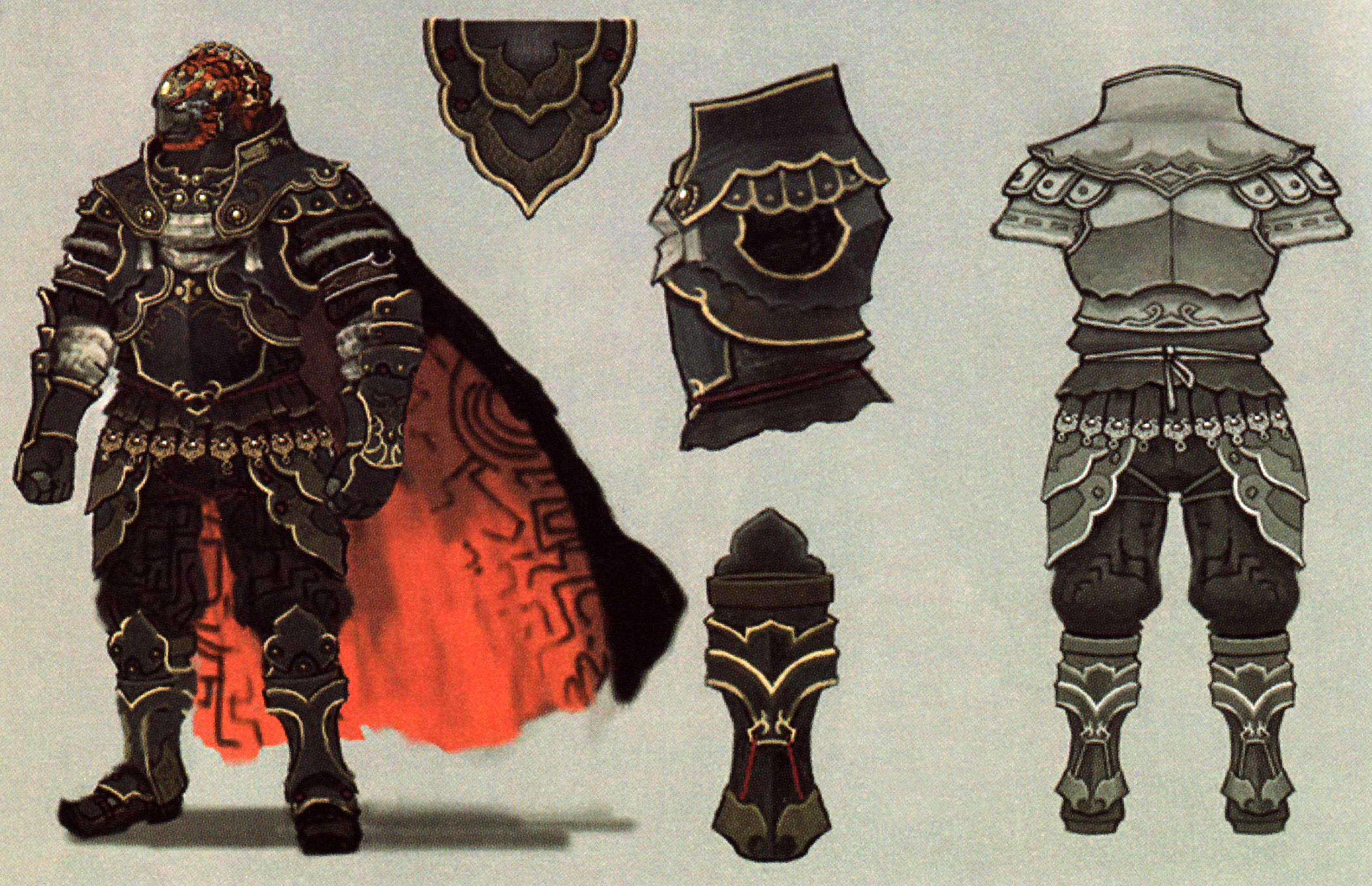 Concept Art Legend Of Zelda Twilight Princess