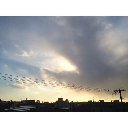 今日の写真 No.526 – 昨日Instagramへ投稿した写真(4枚)/iPhone4S、Snapseed