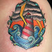 Light house tattoo