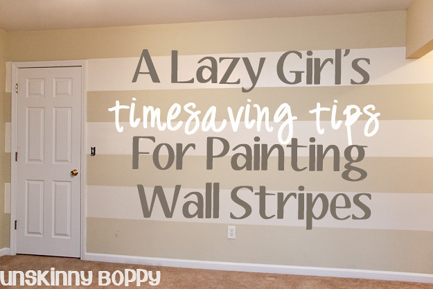 painting stripes on walls paint striping tips and ideas homedesignpictures. Black Bedroom Furniture Sets. Home Design Ideas