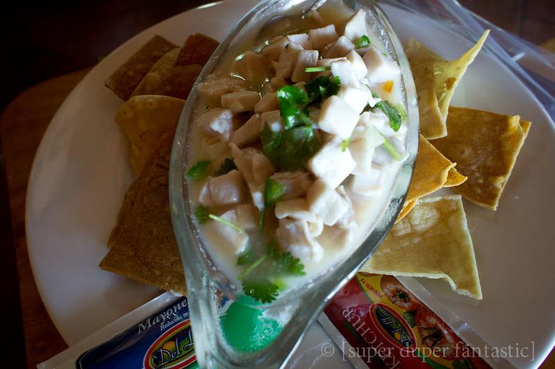 Meals in Costa Rica - Soda Sabor Tico - Monteverde