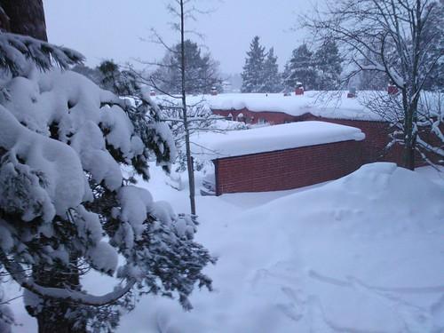 Plenty of snow now