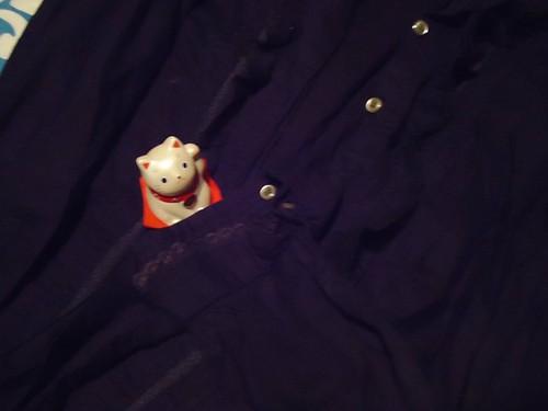 Ruffle Details on Ralph Lauren Shirt L $15