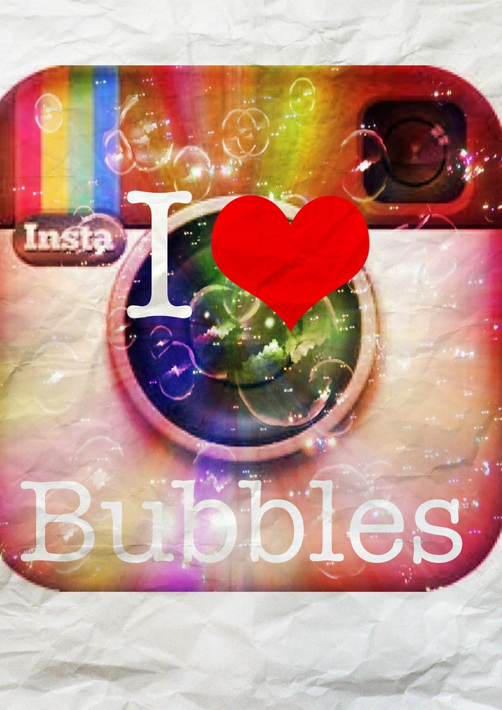I LUV BUBBLES