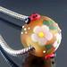 Charm bead : Dawning time