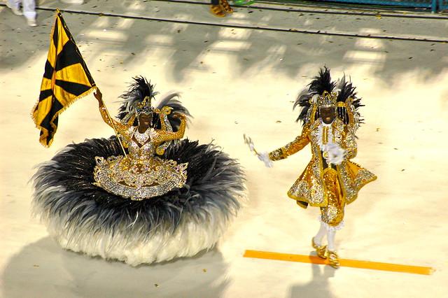 Rio's Carnival: Sao Clemente4