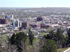 Rapid City, SD (by: Alex Calderon, creative commons license)