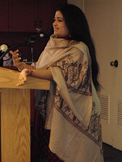 Ayurveda Lecture by Dr. Vaidya Priyanka @ Hayward Public Library - February 18, 2012 - 882