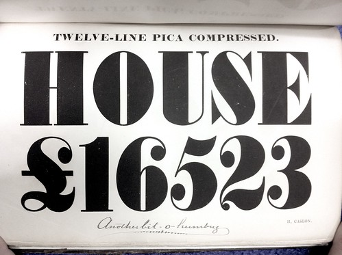 HOUSE £16523 / Another bit-o-humbug by Nick Sherman