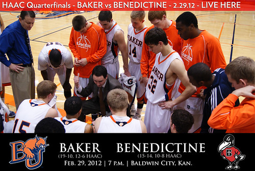 Baker vs Benedictine