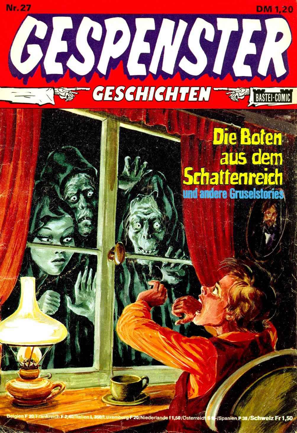 Gespenster Geschichten - 27