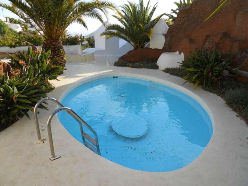 Piscina Lagomar Casa Omar Sharif Lanzarote 5