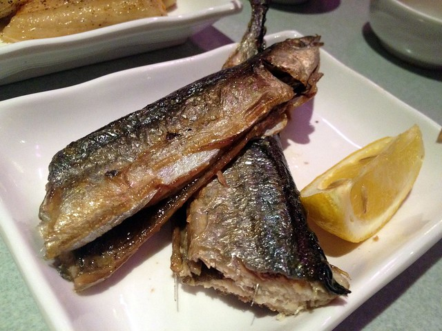 Grilled Mackeral