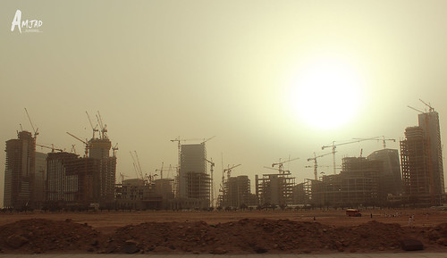 مركز الملك عبدالله المالي #Riyadh by Amjad Almoqbel |♥| أمجَاد المُقبل