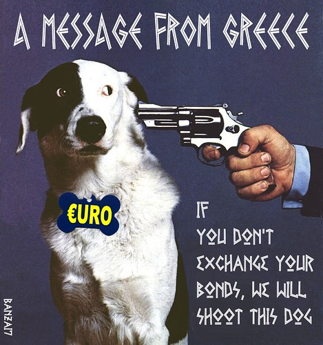 A MESSAGE FROM GREECE