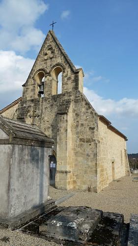 Caubon Saint Sauveur - L'Eglise 03