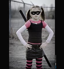 Watchout girl