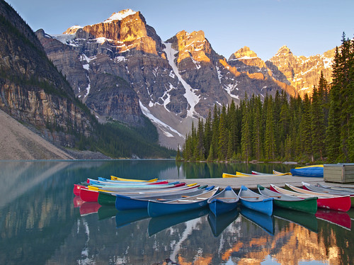 life morning travel canada mountains tourism alaska sunrise wow rockies amazing rainbow colorful jasper olympus canoe glacier canoes alberta boating banff lakelouise incredible ontheroad tranquil moraine jaspernationalpark banffnationalpark glacial canadianrockies coolblue valleyofthetenpeaks coolpicture columbiaicefieldsparkway sunrisemorainelake canoesonmorainelake glacicallakes