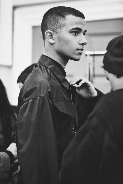 London Fashion Week - Matthew Miller
