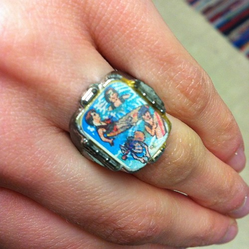 My Monkees ring!
