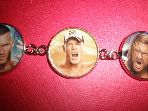 WWE Resin Bracelet