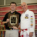 Sat, 02/25/2012 - 09:28 - Photos from the 2012 Region 22 Championship, held in Dubois, PA. Photo taken by Ms. Leslie Niedzielski, Columbus Tang Soo Do Academy.2012 Hall of Fame - Instructor of the Year.  Thomas Marker, Columbus Tang Soo Do Academy.