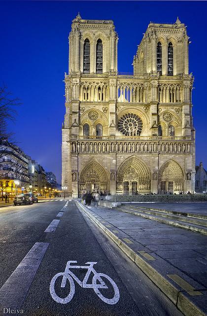 De vuelta de París