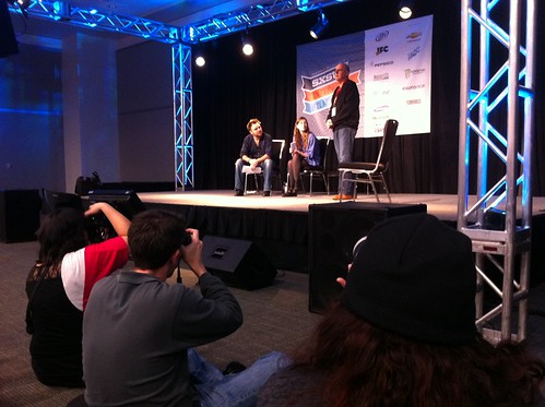 Jeffrey Tambor Acting Workshop at #sxsw
