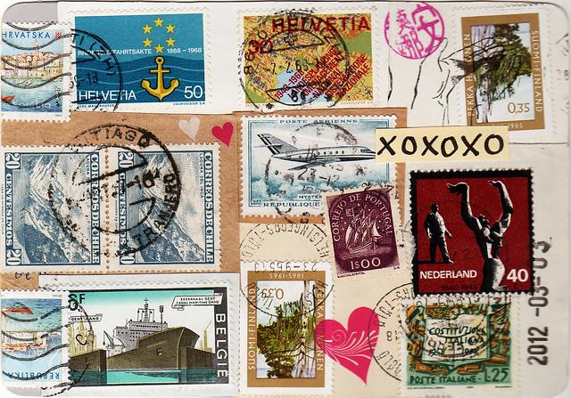 Meta Postcard #16 2012