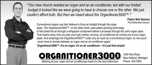 organitioner