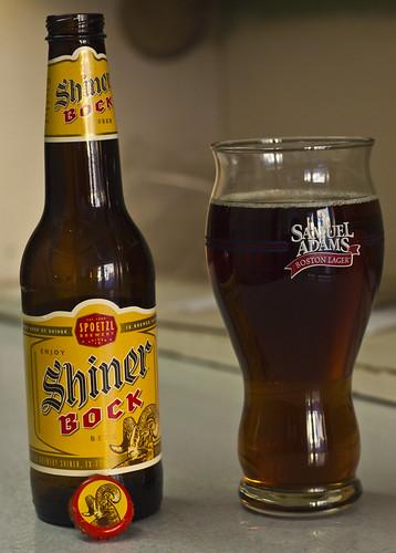 Review: Spoetzel Shiner Bock by Cody La Bière