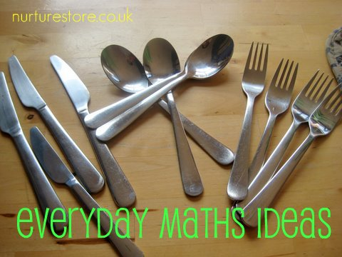 maths at home ideas