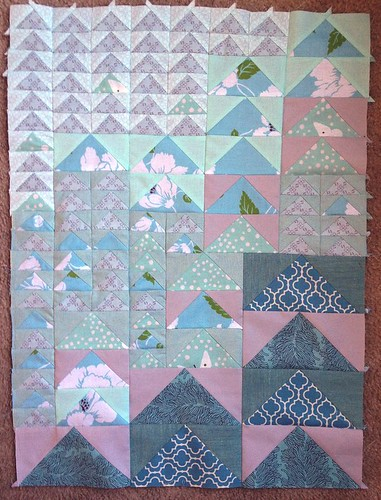 Fab Little Quilt Swap Top
