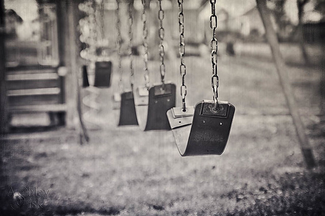 Abandoned Swings RS