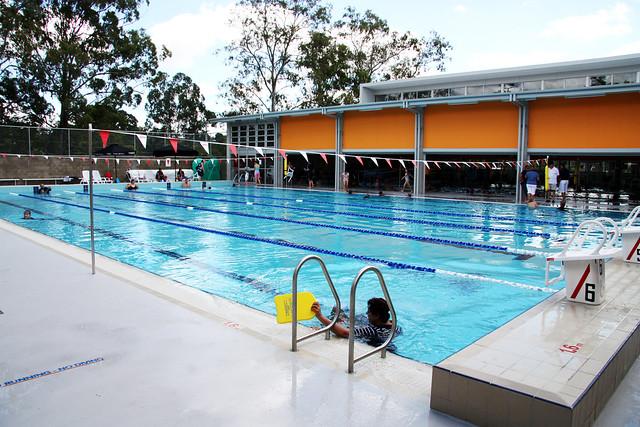 Mount Gravatt East Aquatic Centre