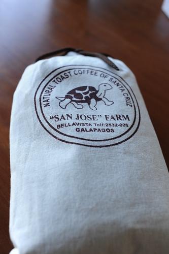 "Galapagos Coffee ""San Jose"" Farm"