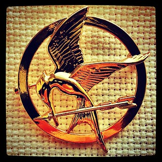 My #mothersday gift! #hungergames #mockingjay