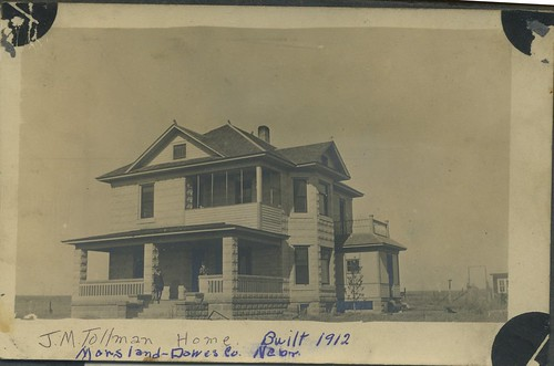 Tollman Family Home in Marsland, NE.